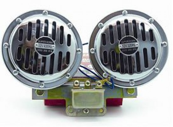 Сигнал автомобильный AVS Electric 1046