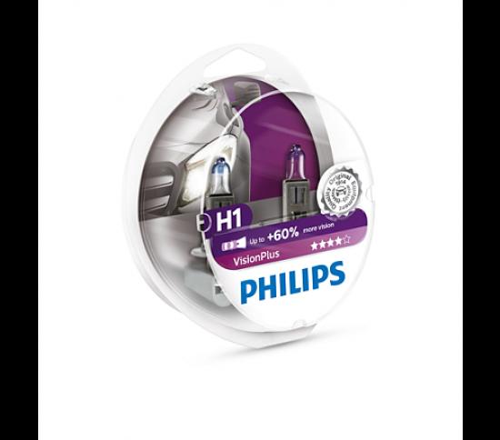 VisionPlus лампа для автомобильных фар 12258VPS2