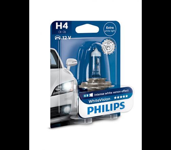 WhiteVision лампа для автомобильных фар 12342WHVB1