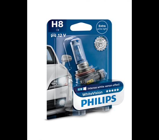WhiteVision лампа для автомобильных фар 12342WHVSM