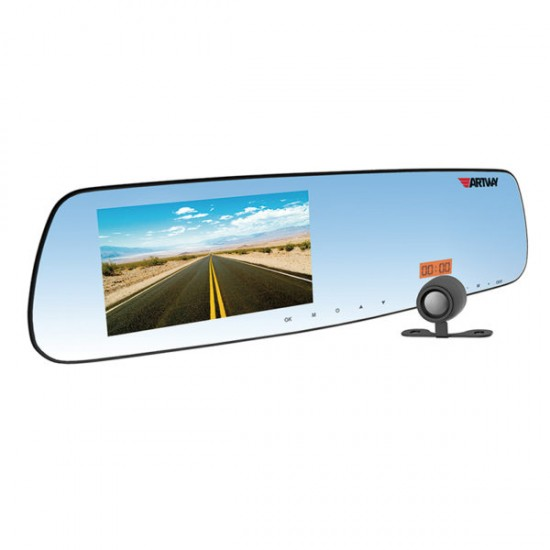 Видеорегистратор  ARTWAY MD-160 Combo-зеркало 5 в 1