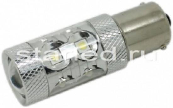 светодиодная лампа Starled 8G 1157-10*5 White