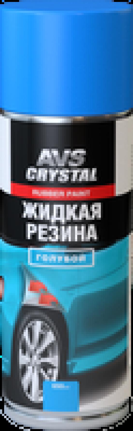 """Жидкая резина """"голубой""""(аэрозоль)650 мл.AVS AVK-306"""