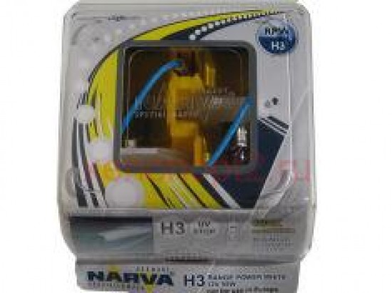 NARVA Range Power White H3