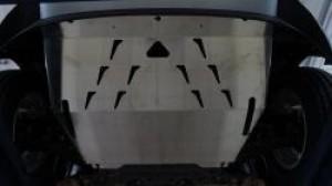 """Защита """"АВС-Дизайн"""" для картера и КПП Ford EcoSport 2014-2017."""