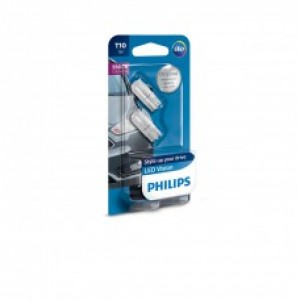 Philips LED Vision (T10, 127916000KB2)