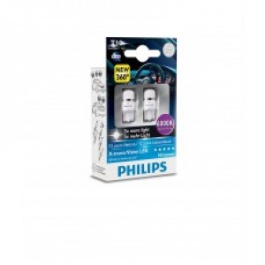 Philips X-tremeVision LED (T10, 127998000KX2)