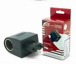 Cетевой адаптер (переходник сеть-прикуриватель) AD-22012 500mAh