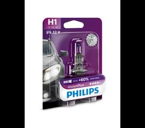 VisionPlus лампа для автомобильных фар 12258VPB1