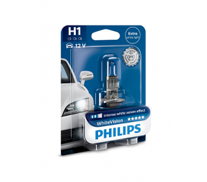 WhiteVision лампа для автомобильных фар 12258WHVB1