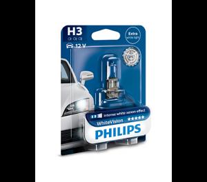 WhiteVision лампа для автомобильных фар 12336WHVB1