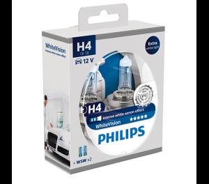 WhiteVision лампа для автомобильных фар 12360WHVB1