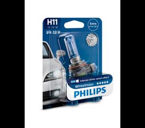 WhiteVision лампа для автомобильных фар 12362WHVB1