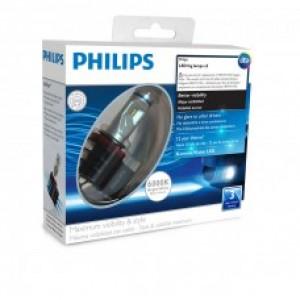 Светодиодная автомобильная лампа Philips X-tremeVision LED (H8, H11, H16, 12834UNIX2)