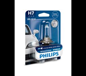 WhiteVision лампа для автомобильных фар 12972WHVB1