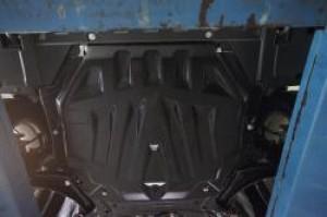 """Защита """"АВС-Дизайн"""" для картера и КПП Mitsubishi Outlander III 2013-2017."""