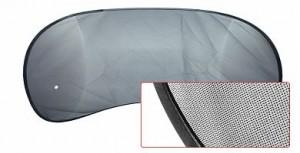 Автомобильная шторка солнцезащитная (на заднее стекло) AVS-308B 50x100cm