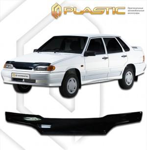 Дефлектор капота ВАЗ Lada 2114 хэтчбэк (Classic прозрачный)