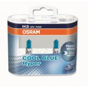 OSRAM COOL BLUE BOOST (H11, 62211CBB-HCB)