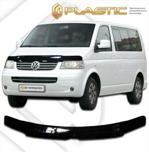 Дефлектор капота Volkswagen Transporter (Classic полупрозрачный)