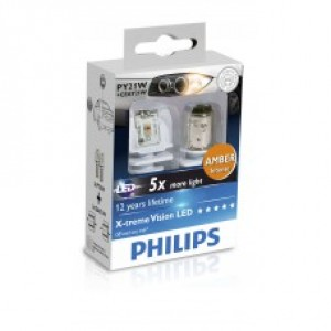 Philips X-tremeVision LED (T10, 127996000KX2)