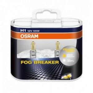 OSRAM FOG BREAKER (H1, 62150FBR-DUOBOX)