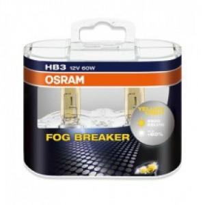 OSRAM FOG BREAKER (HB3, 9005FBR-DUOBOX)