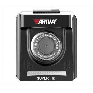 Видеорегистратор  ARTWAY AV-710 GPS с радар-детектором SpeedCam