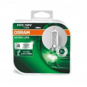 OSRAM ULTRA LIFE (H11, 64211ULT-DUOBOX)