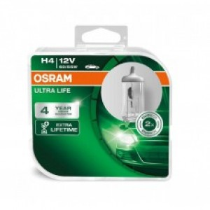 OSRAM ULTRA LIFE (H4, 64193ULT-DUOBOX)