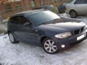 "BMW 1 (E87) 2004-2011 ДЕФ.ОКОН ""CT"""