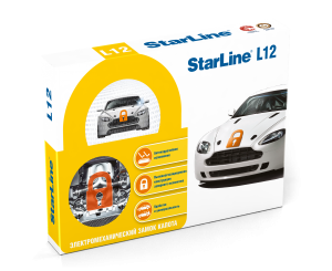 Электромеханический замок StarLine L12