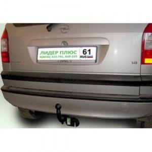 Фаркоп Лидер-Плюс для Opel Zafira A 1999-2005. Артикул O104-A