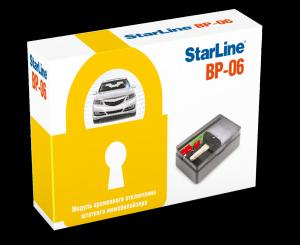 StarLine BP-06 модуль временного отключения штатного иммобилайзера