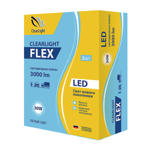Серия ClearLight Led Flex