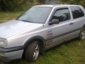 """VW GOLF III 3D 1991-1997 ДЕФ.ОКОН """"CT"""""""