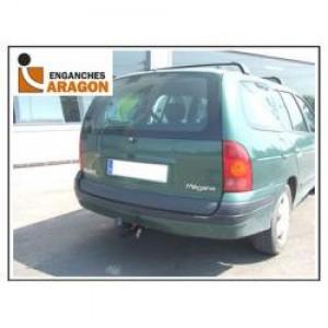 Фаркоп Baltex для Renault Logan I седан 2005-2012. Артикул RE-01