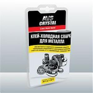 Клей холодная сварка для металла 55гр. AVS AVK-107