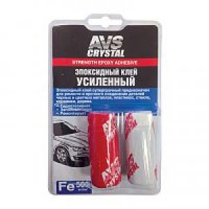 Клей эпоксидный (суперпрочный)80 гр.AVS AVK-129