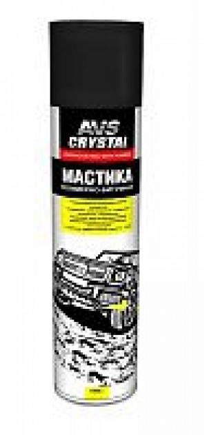 Полимерно-битумная мастика (аэрозоль) 1000 мл. AVS AVK-160