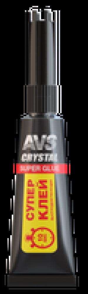 Супер клей (быстродействующий) 3 гр.AVS AVK-170
