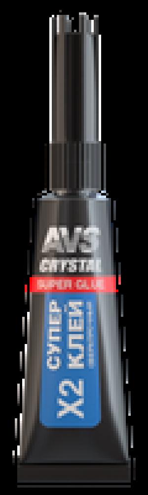 Супер клей (высокопрочный) 3 гр.AVS AVK-171