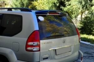 Дефлекторы заднего стекла для Toyota Land Cruiser Prado