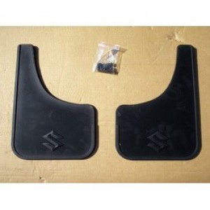 "Брызговики ""Norplast"" (пара) для Mazda 2 2006-2010. Артикул 55-01"