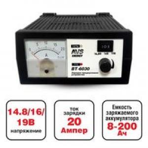 Зарядное устройство AVS Energy BT-6030 (20A)