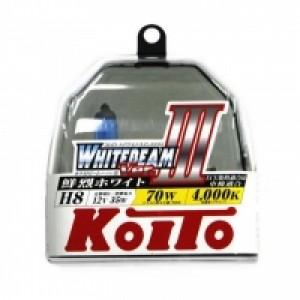 Koito Whitebeam III H8 4000K 12V 35W (70W)