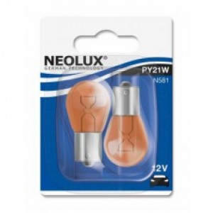 NEOLUX STANDARD – 12V (PY21W, N581-02B)