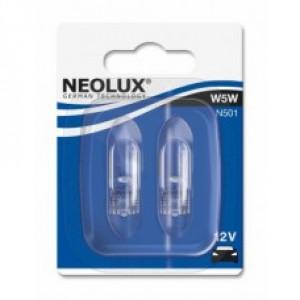 NEOLUX STANDARD – 12V (W5W, N501-02B)