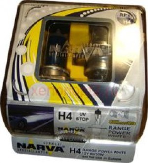 NARVA Range Power White H4