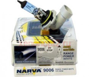 NARVA Range Power White HB4